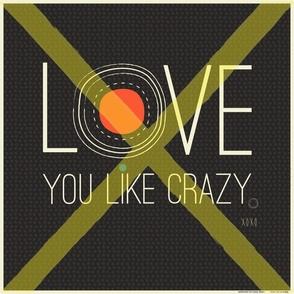loveyoulikecrazy