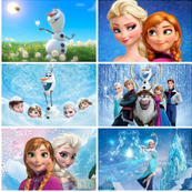 Frozen - Friends