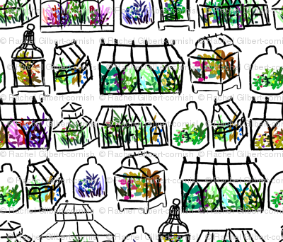 painting them terrariums