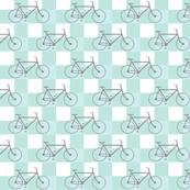Mint & Grey Bikes