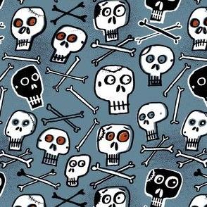 Skulls (gray)