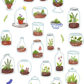 100 Tiny Gardens