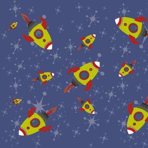 Cosmic-Voyage_spaceships