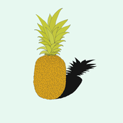 Pineapple Shadow