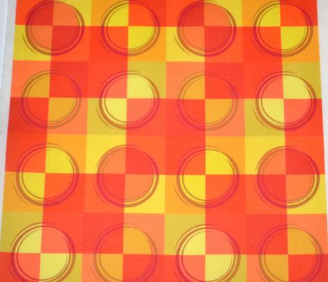Summer Checkerboard