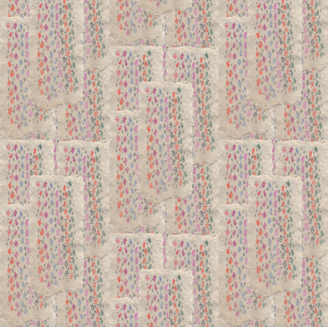 Crayon on Handmade Paper (vertical)