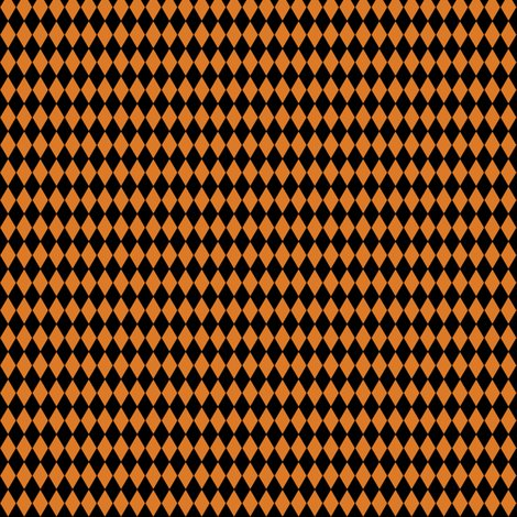 Rharlequin_diamonds___black_and_pumpkin_spice___wee___peacoquette_designs___copyright_2014_shop_preview