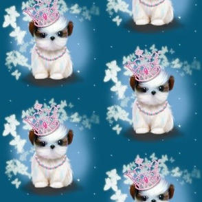 Shih Tzu Night Princess