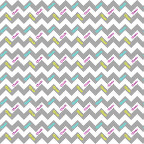 Nicole Chevron 3 Colors