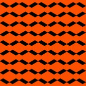 Rharlequin_broken_chevrons____black_and_marquise____halloween___peacoquette_designs___copyright_2014_shop_thumb