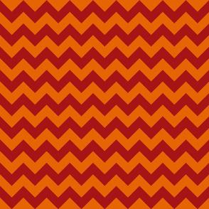 Tiger Zigzag - Rust