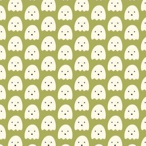 Spooky Ghosts: Slime Green