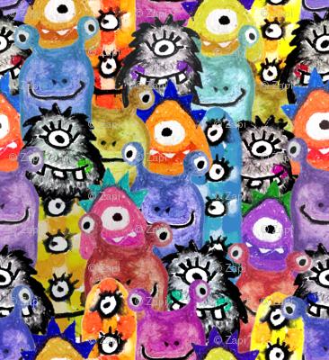 Colored Crew