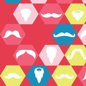 hex beards & mustaches