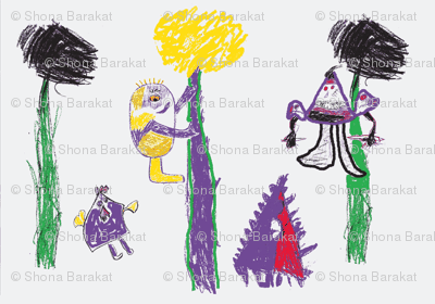 Barakat's monsters