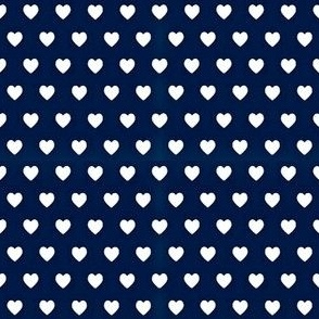 Blue and Hearts for Karen