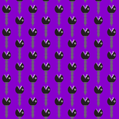Chain Chomp  alt Purple