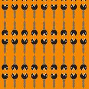 Chain Chomp Orange