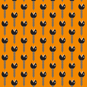 Chain Chomp alt Orange