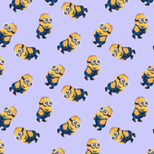 Minion Scatter Pattern