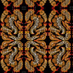 nudibranch_redonblackHDR