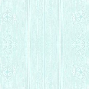 starry moiré stripe in ice blue