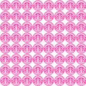 Starbucks Pink Logo