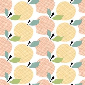 Peachy Keen White