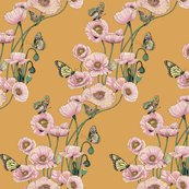 Rrrrpoppies_and_butterflies_pastel_on_gold_bg_shop_thumb