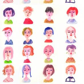 Faccine - Little Faces