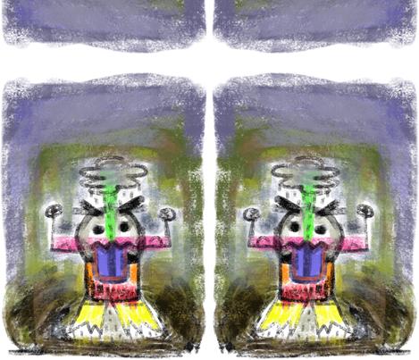image fabric by leannethomas on Spoonflower - custom fabric