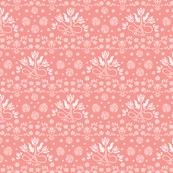 Retro wall pink