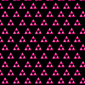 Pink Triforce