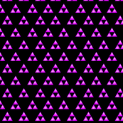 Purple Triforce