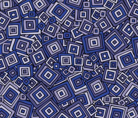 Purple_Squares fabric by jennifer_borek on Spoonflower - custom fabric