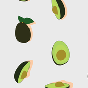 It's raining avocado