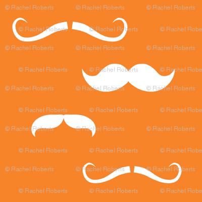 Orange Mustaches