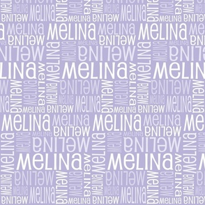 lavenderMelina