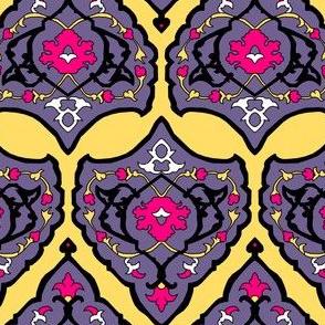16th Century Carpet Modern Colors