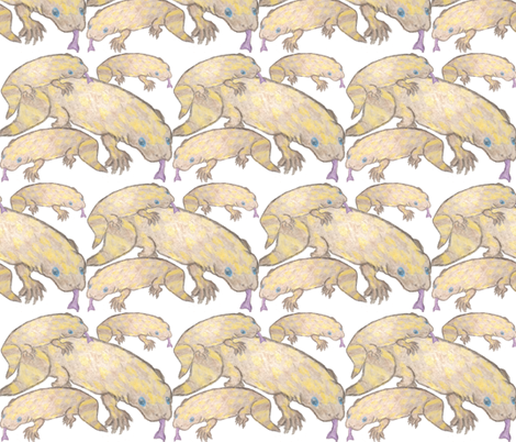 Gila fabric by hakuai on Spoonflower - custom fabric