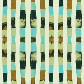 Banded Stripe Sweetfern