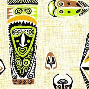 New Guinea Masks 1b