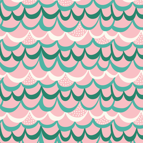 waves_galore fabric by stacyiesthsu on Spoonflower - custom fabric