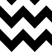 Black Chevron Large