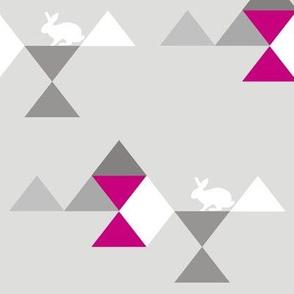 Geo Mod Bunny