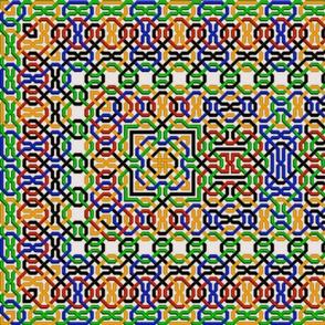 Oriental Weave #2