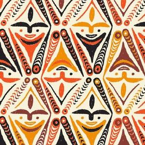 New Guinea Masks 3e