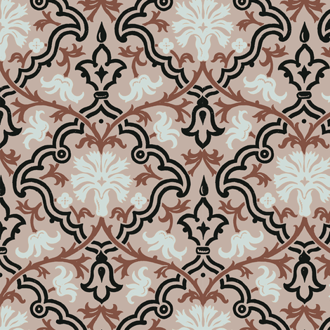 Serpentine 906k fabric by muhlenkott on Spoonflower - custom fabric