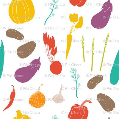 Vegetable deligh