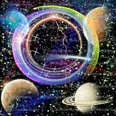 Uranus Was A Blackhole